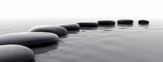 door de mindfulness training ervaar je meer rust