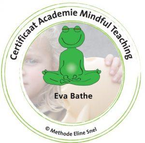 certificaat Eva Bathe