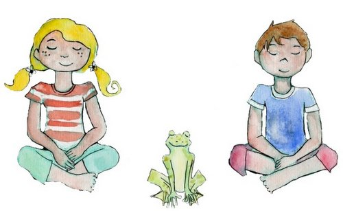 mindfulness voor kinderen training