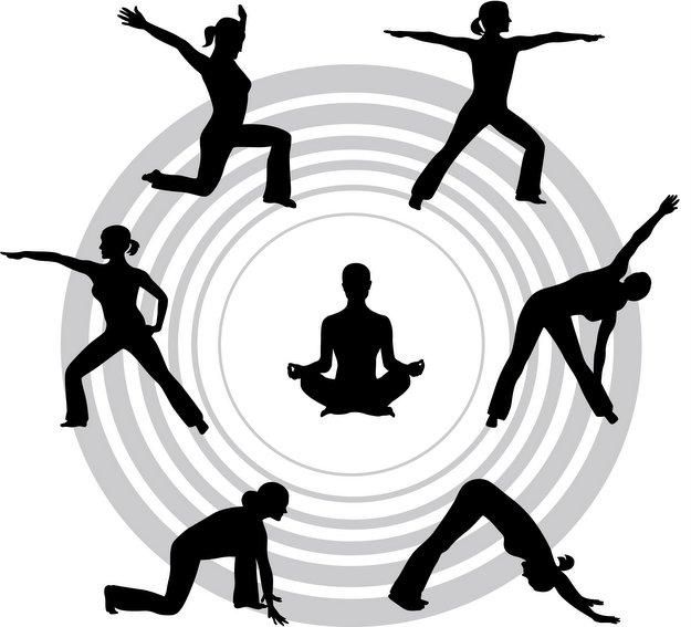 Life-force yoga asana's